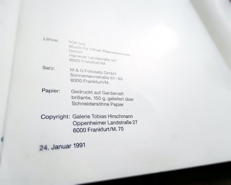 Galerie Tobias Hirschmann